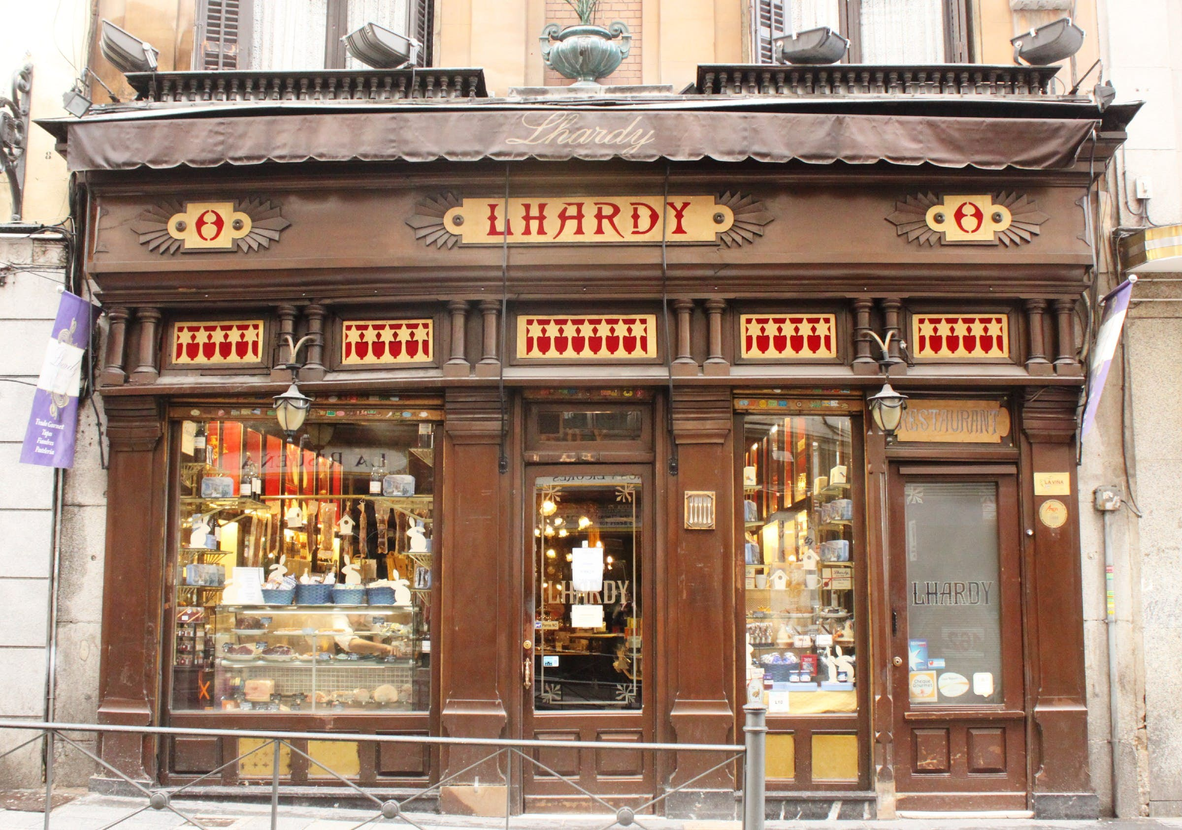 Lhardy | Madrid, Spain Restaurants - Lonely Planet