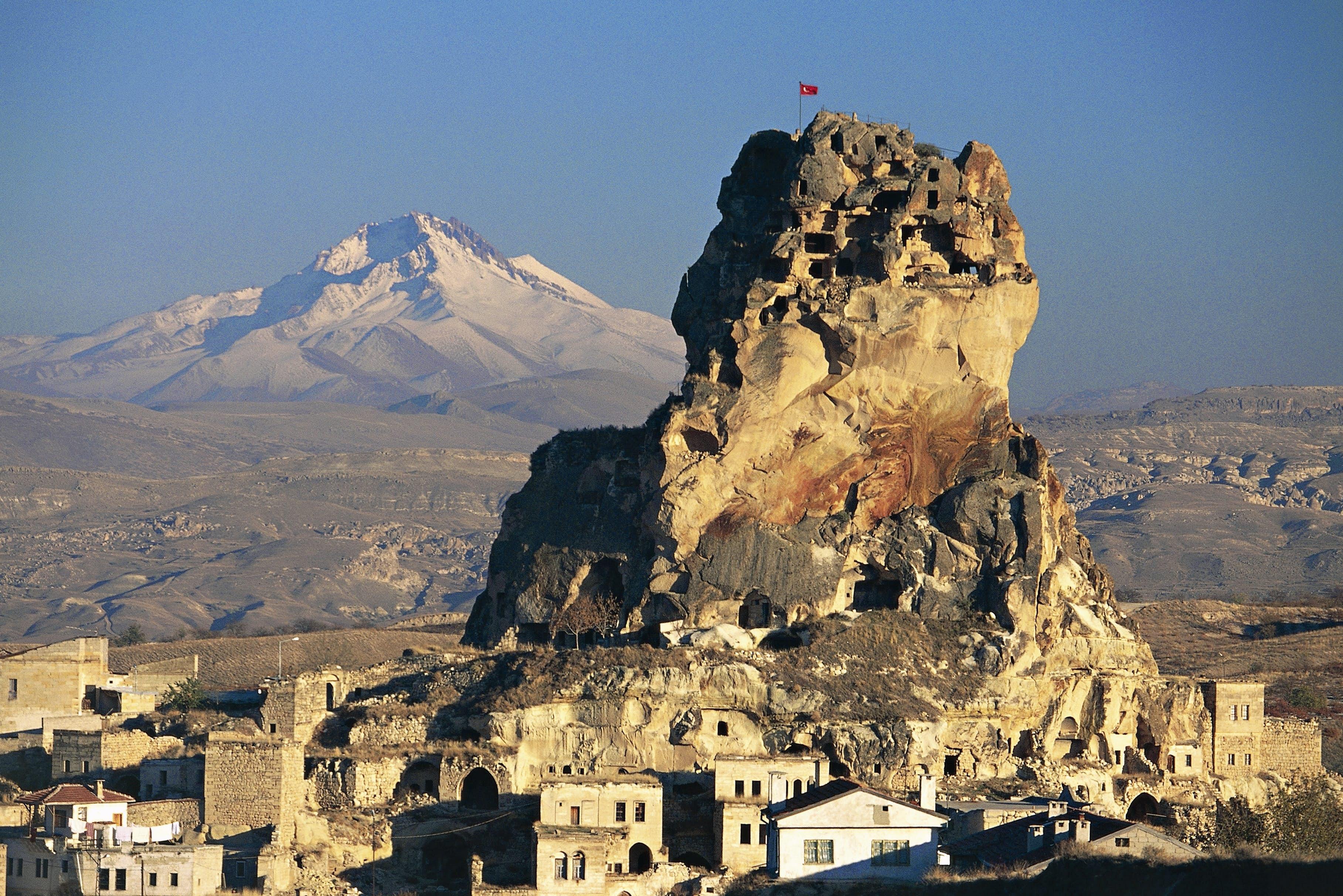 Slikovni rezultat za Ortahisar Castle