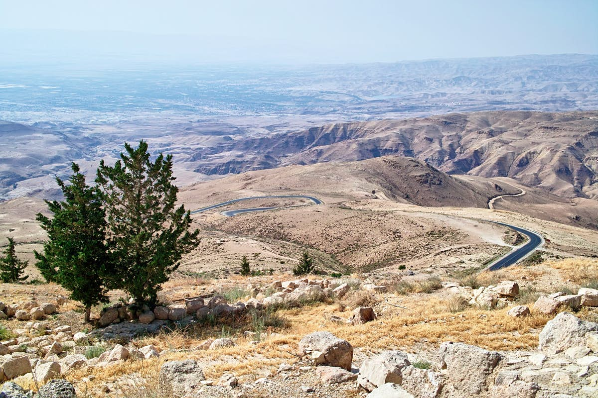 Mt Nebo travel   Jordan, Middle East - Lonely Planet
