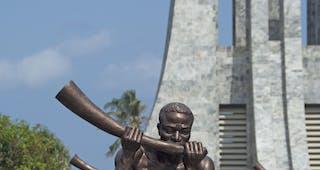 Kwame Nkrumah Park and Mausoleum