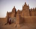 Mali is fairytale-like apparitions