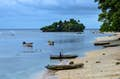 Papua New Guinea is a coastal stroll