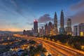 Malaysia is captivating cityscapes