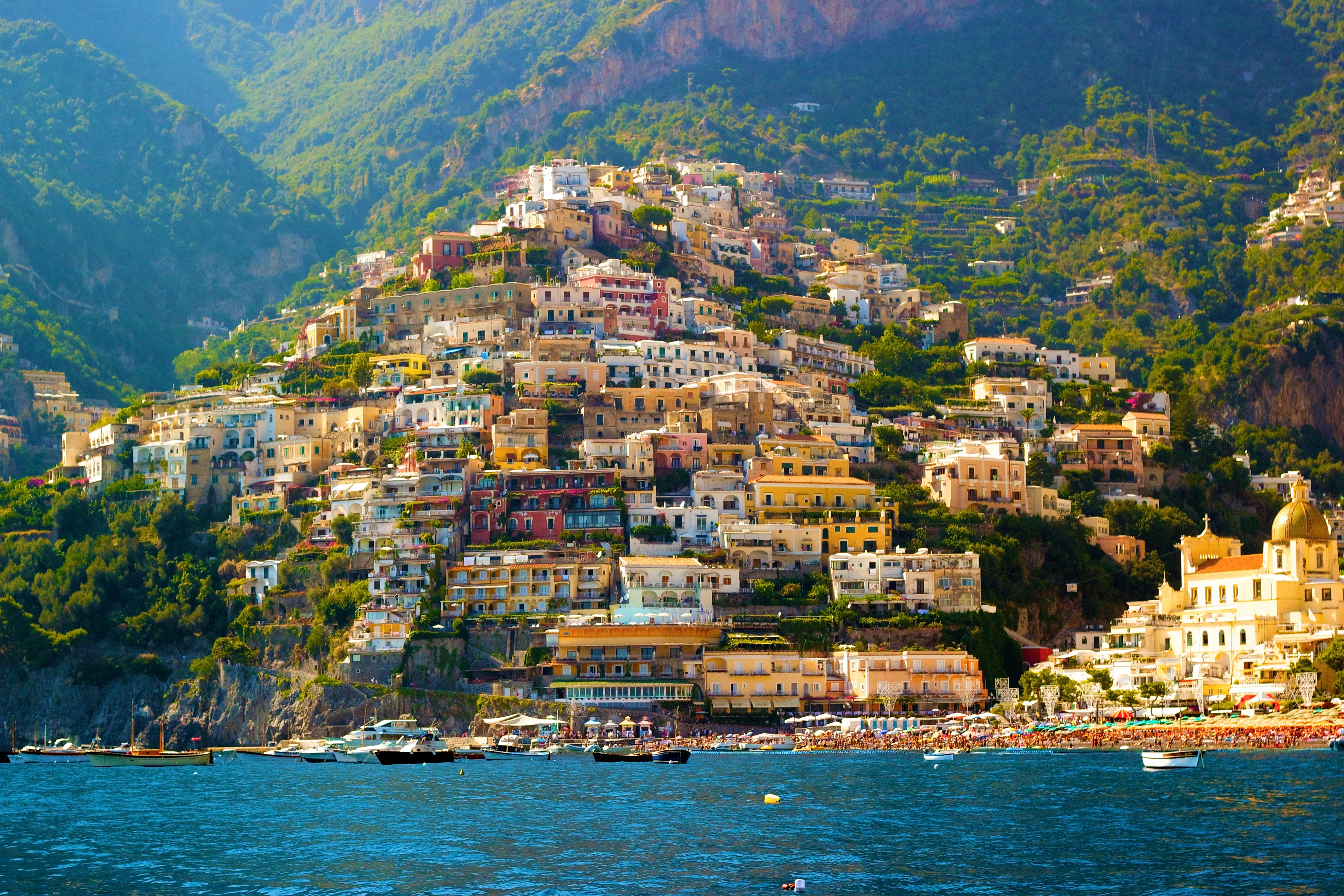 Positano Travel Campania Italy Lonely Planet