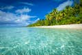 The Cook Islands is sun-dappled waters