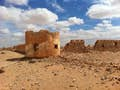 Western Sahara is remote ruins