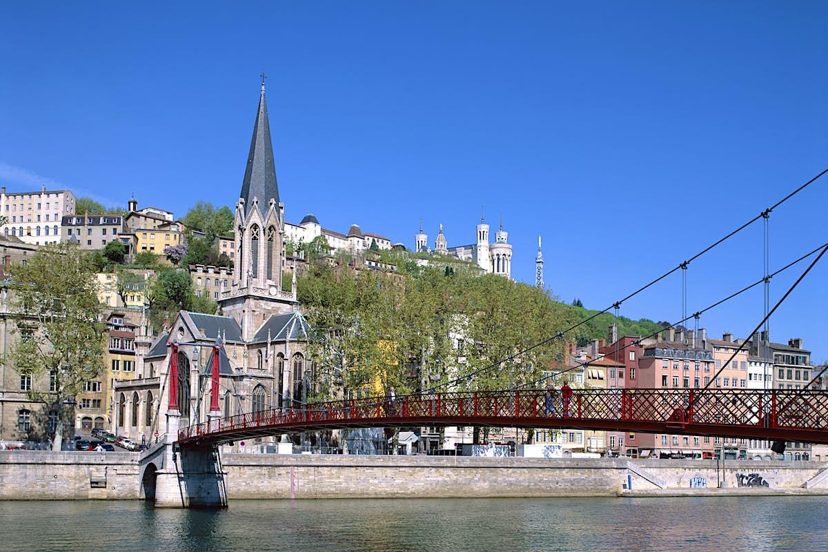 Vacanta in Franta: Lyon si Annecy