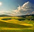 Zlatibor is green hills and village life