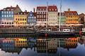 Denmark is historic harbours