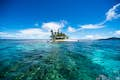Federated States of Micronesia is crystal-clear waters