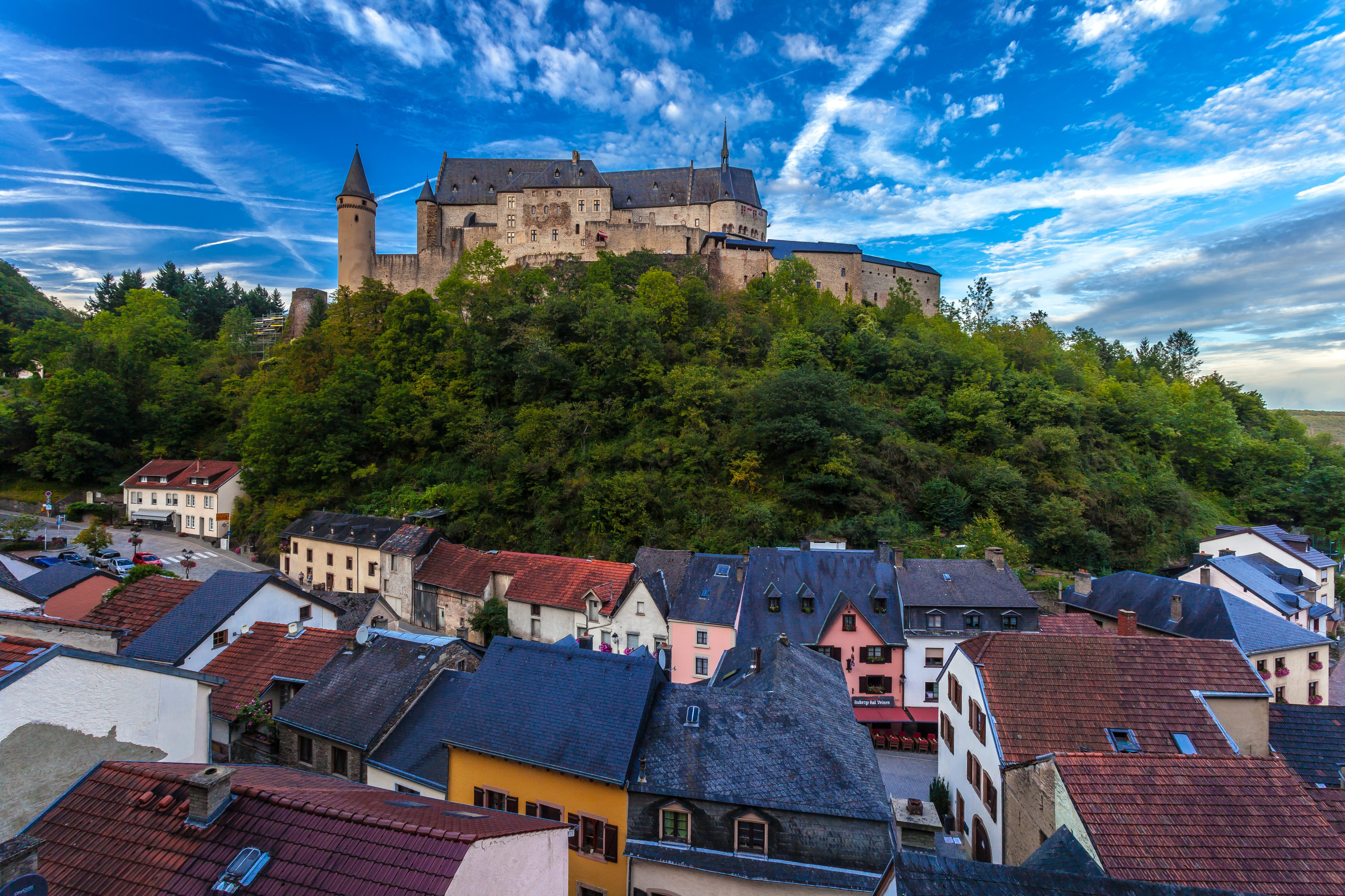 Luxembourg Travel Europe Lonely Planet