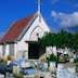 Santa Cruz cemetery and chapel.