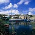 Historic Flagstaff Hill Maritime Village in Warrnambool. The village is modelled on an early Australian coastal port of the early 1800's.