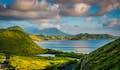 St Kitts & Nevis is breathtaking scenery
