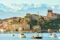 Cantabria is fishing ports and snowy peaks