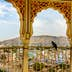 The view from Iswari Minar Swarga Sal Minaret in Jaipur, India; Shutterstock ID 293086646; Your name (First / Last): Josh Vogel; GL account no.: 56530; Netsuite department name: Online Design; Full Product or Project name including edition: Digital Content/Sights
