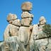 Balancing rocks, Matopos, Zimbabwe