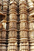 Khajuraho is a living work of art