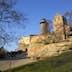 Kaiserburg (Imperial castle) & Sinwellturm (tower), N|rnberg (Nuremberg), Bavaria, Germany