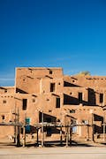 Taos is the history of the Southwest
