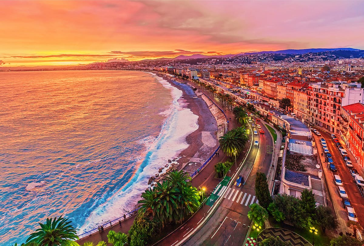 Nice Travel France Europe Lonely Planet