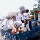 Water-Splashing Festival
