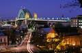 Sydney Harbourside null