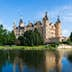 Schwerin Castle, Schwerin, Germany; Shutterstock ID 418483972; Your name (First / Last): Gemma Graham; GL account no.: 65050; Netsuite department name: Online Editorial; Full Product or Project name including edition: Northern Germany destination page