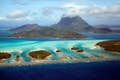 French Polynesia is infinite shades of blue