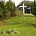 Memorial site of the massacre in Kalavryta at Peloponnese, Greece. The memorial is consecrated to the Holocaust of Kalavryta on December 13, 1943; Shutterstock ID 44866822; Your name (First / Last): Emma Sparks; GL account no.: 65050; Netsuite department name: Online Editorial; Full Product or Project name including edition: Best in Europe POI updates