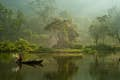 Indonesia is being at one with nature