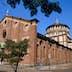 Exterior of Chiesa Santa Maria delle Grazie.