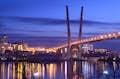 Vladivostok is stunning Golden Horn Bay views
