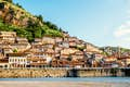 Berat is charming Ottoman quarters