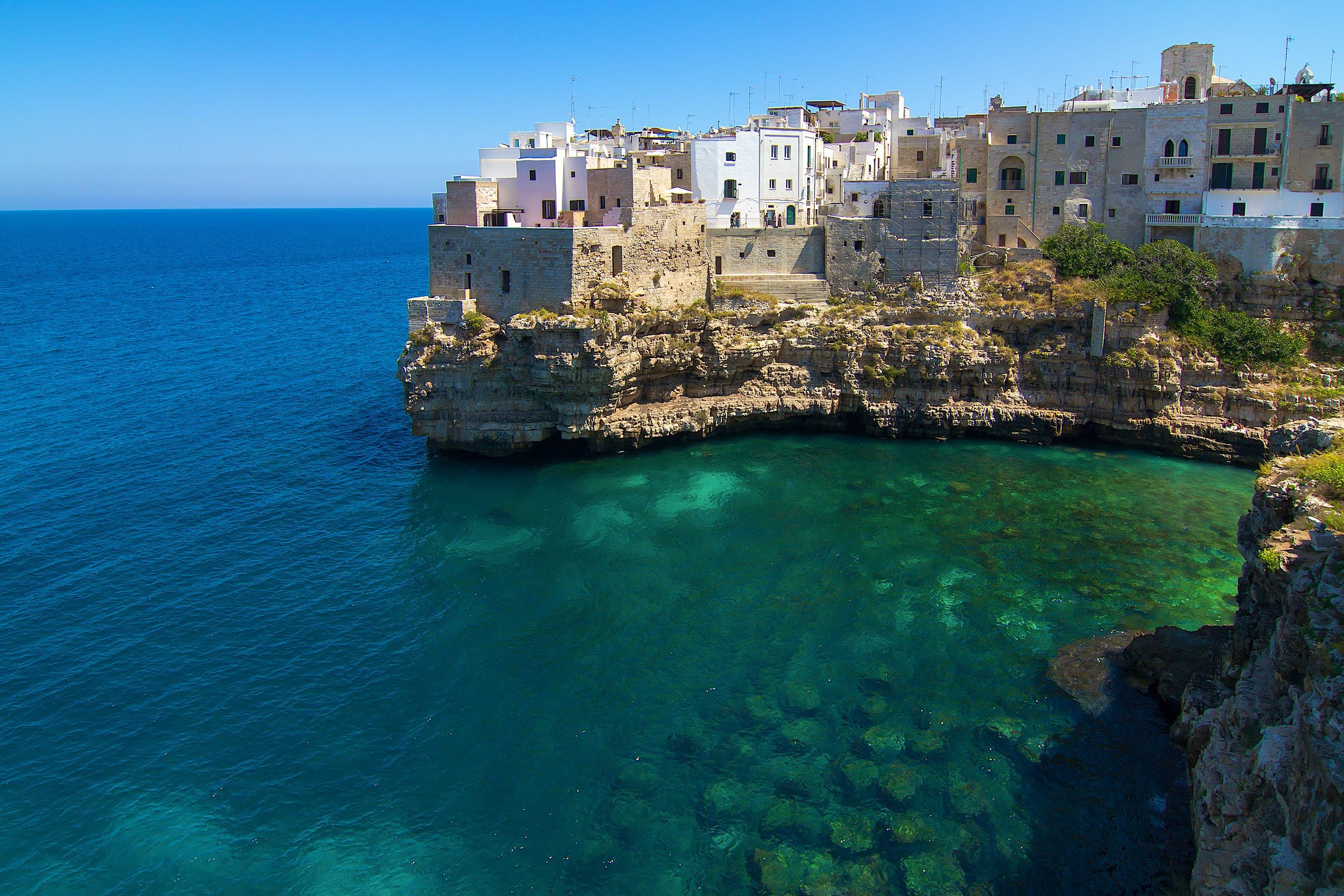 Polignano a Mare travel   Puglia, Italy - Lonely Planet