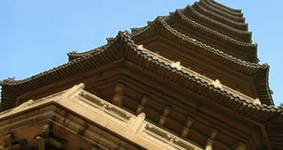 Linggu Temple Scenic Area