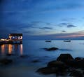 Sihanoukville is a party by the beach