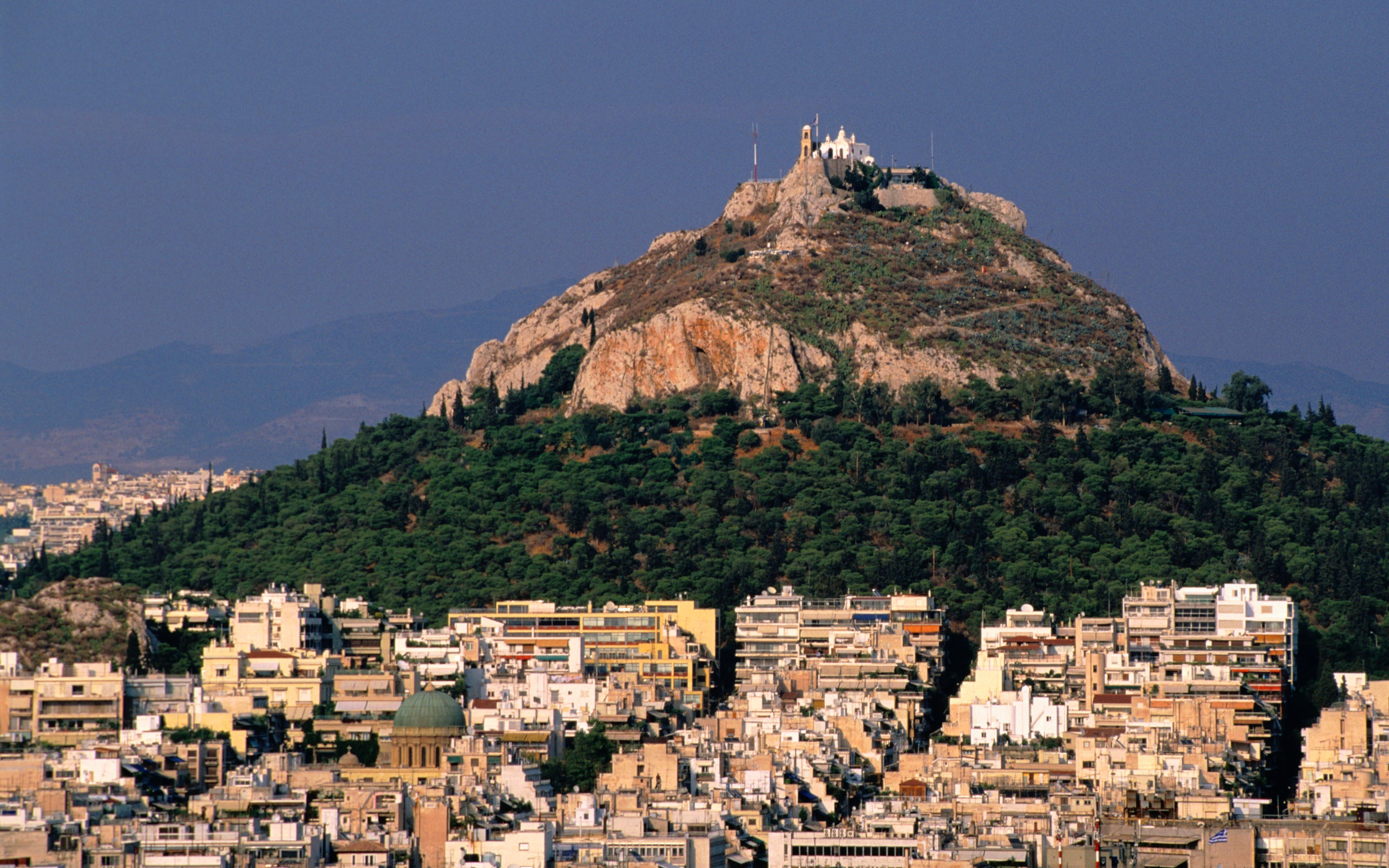 Lykavittos Hill | Athens, Greece Attractions - Lonely Planet
