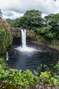 Hilo is the rush of a waterfall