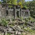 Ruins in Beng Mealea Temple