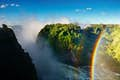 Zimbabwe is mists, ravines and rainbows