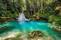 Jamaica is cerulean swimming holes
