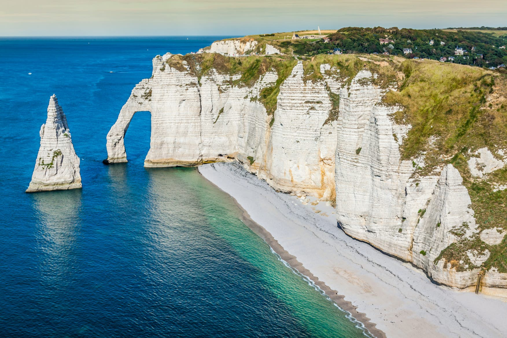 Falaise D Aval Etretat France Attractions Lonely Planet