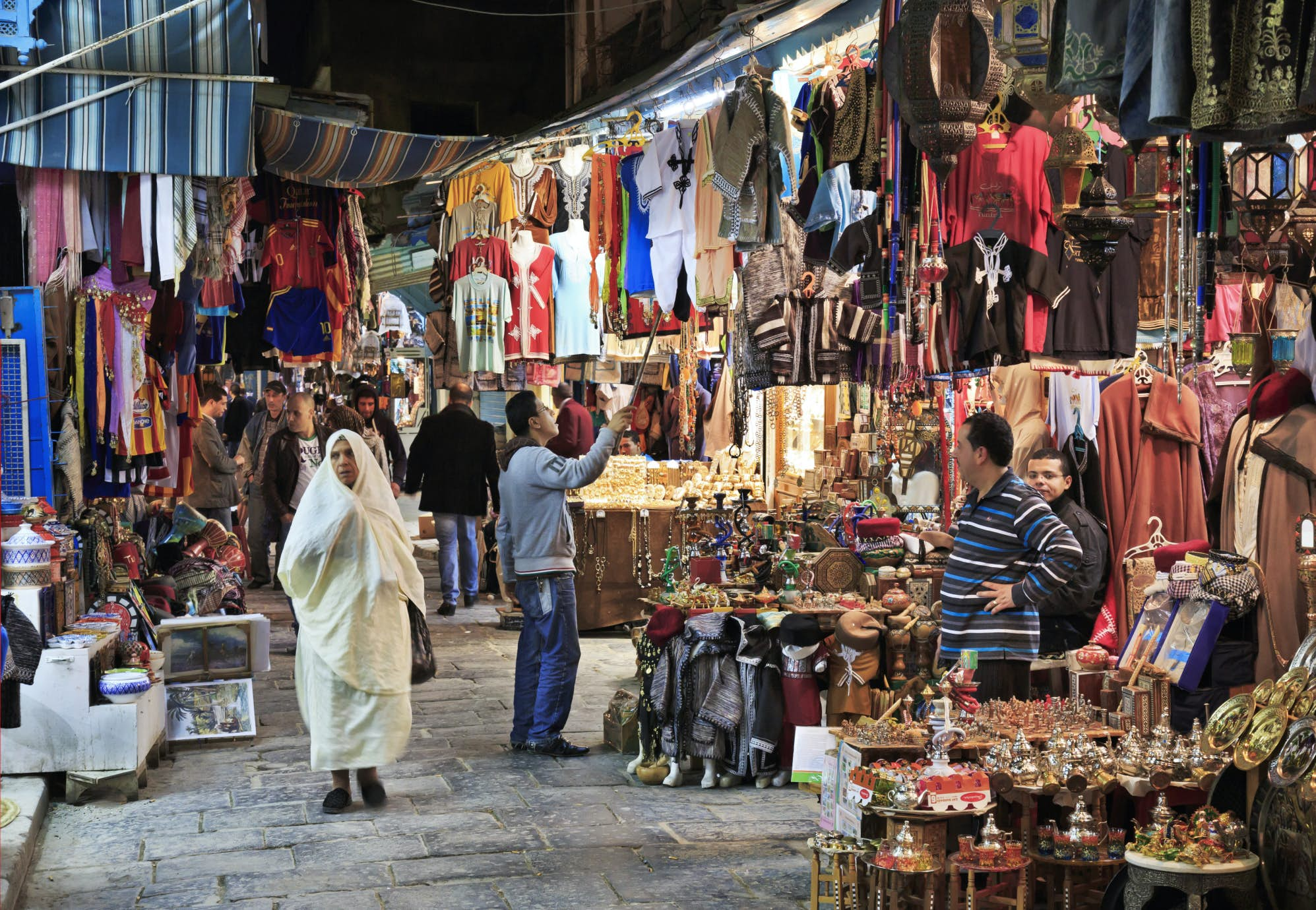 Medina | Tunis, Tunisia Attractions - Lonely Planet