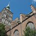 Nikolaikirche, Stralsund, Mecklenburg-Vorpommern, Germany; Shutterstock ID 120954490; Your name (First / Last): Gemma Graham; GL account no.: 65050; Netsuite department name: Online Editorial; Full Product or Project name including edition: Northern Germany destination page