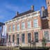 LEEUWARDEN, NETHERLANDS - FEBRUARY 16, 2016: Palace Prinsessehof in the historical center of Leeuwarden, Netherlands; Shutterstock ID 381931474