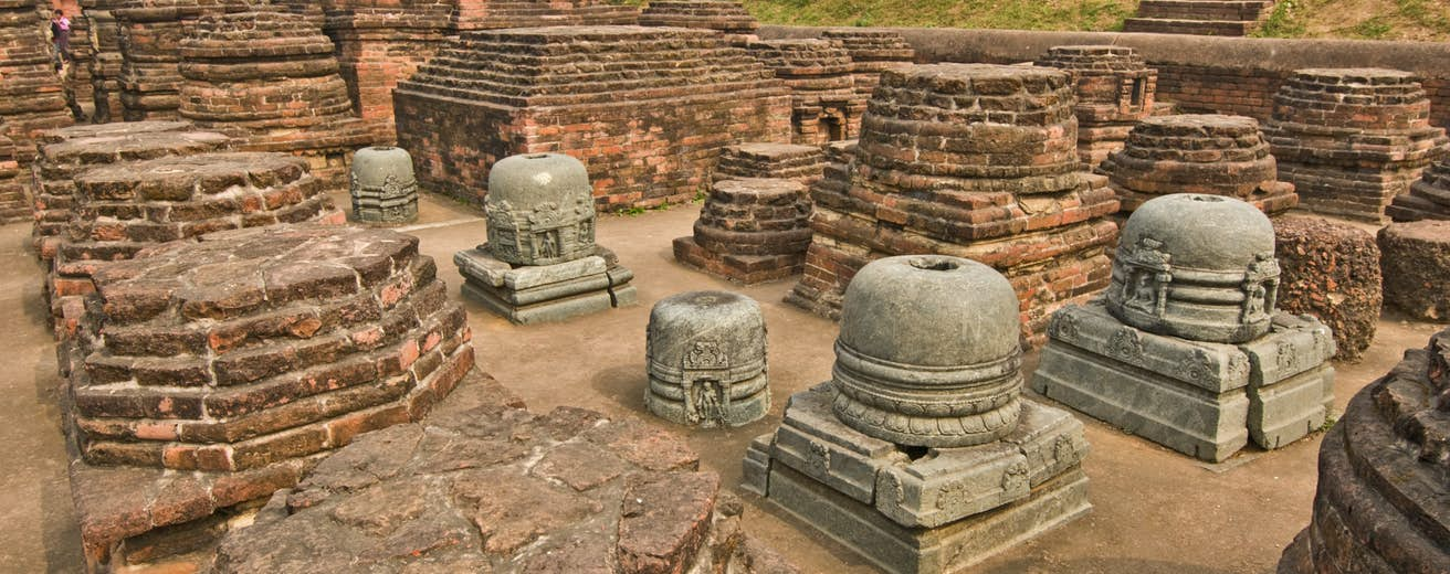 Nalanda travel | India, Asia - Lonely Planet