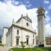 VODNJAN, CROATIA - MAY 8: Church of St. Blaise and bell tower on May 8, 2014. Vodnjan or Dignano is a old town in Istria County, situated 10 km north of Pula ; Shutterstock ID 193015502; Your name (First / Last): Anna Tyler; GL account no.: 65050; Netsuite department name: Online Editorial; Full Product or Project name including edition: destination-image-southern-europe