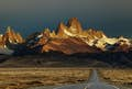 Argentina is an expanse of iconic peaks