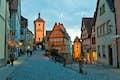 Rothenburg ob der Tauber null